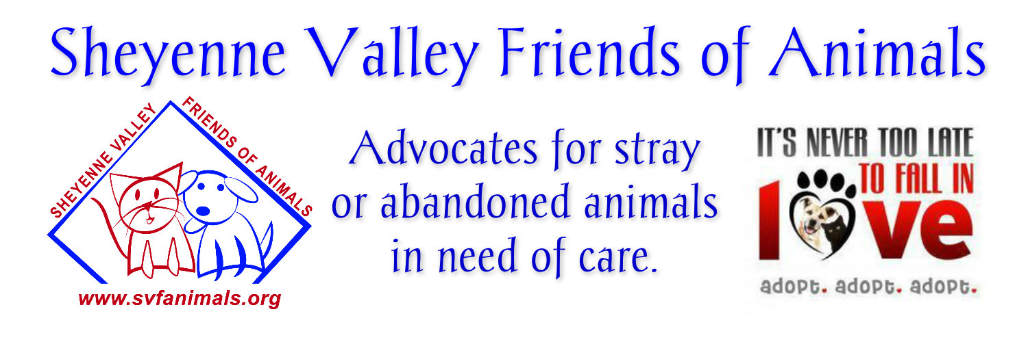 Sheyenne Valley Friends of Animals